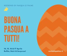 Weekend di Pasqua Le Palme
